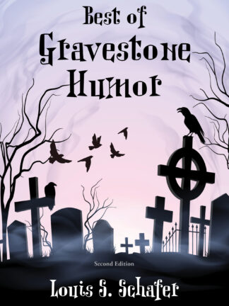 front cover of Best of Gravestone Humor