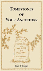 Tombstones of Your Ancestors-cover